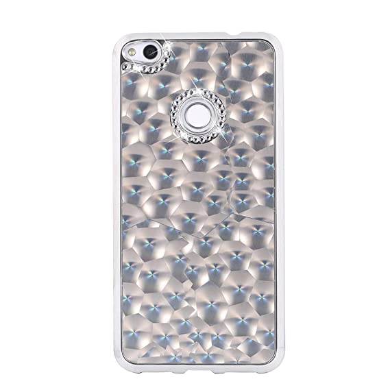 Amazon com: GONGZHUA Case 4D Glitter Stone Flash Drill Cases for