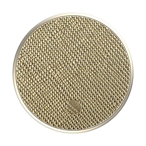 PopSockets: Collapsible Grip & Stand for Phones and Tablets - Saffiano Gold