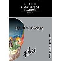 Netter. Flashcards de anatomía + Student consult (4ª edición)