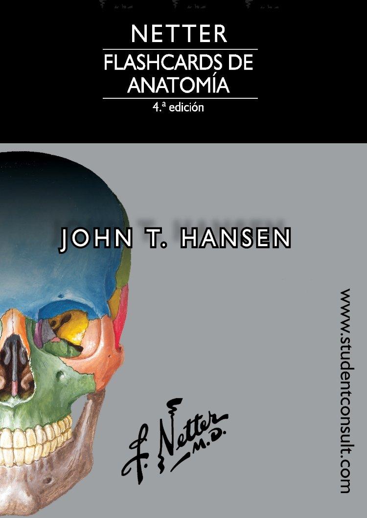 Netter. Flashcards de anatomía - 4ª edición: Amazon.es: John ...