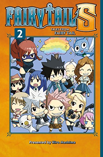 FAIRY TAIL S Volume 2: Tales from Fairy Tail - Blossom Migi