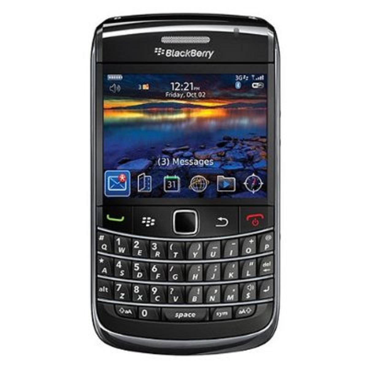 Amazon.com: BlackBerry BOLD 9700 Smart Unlocked Phone, Quad Band, 3 MP  Camera, Bluetooth, GPS, and 1 GB Internal Storage - No Warranty: Cell  Phones & ...