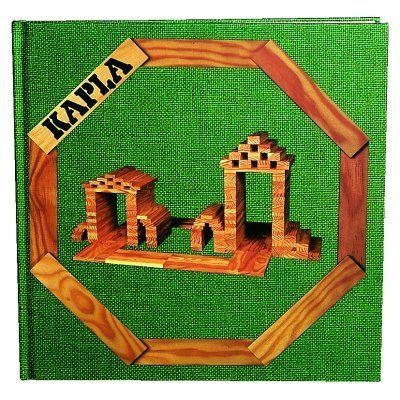 Kapla Green Artbook Instructions (Volume 3) by KAPLA -  6427336