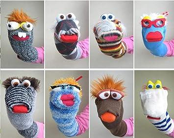Berühmt 1 stück Lustige Kreative Multifunktions Socke Handpuppe Handschuh KA32