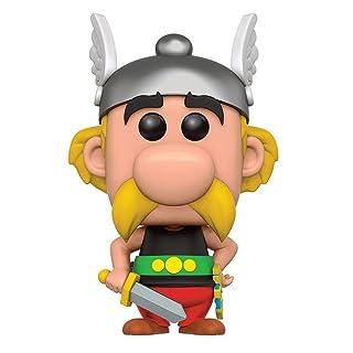 FunKo 5548 - Asterix, Pop Vinyl Figure 129 Asterix