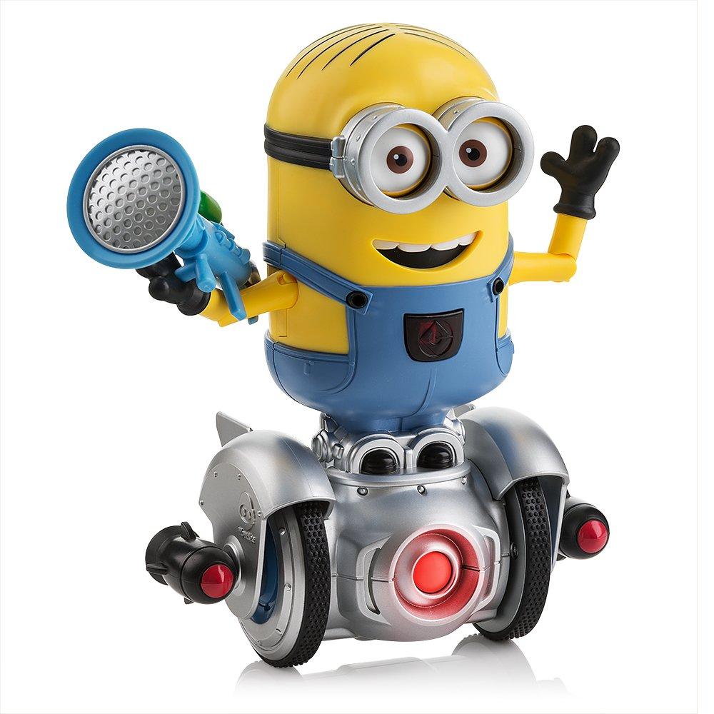 WowWee Minion MiP Turbo Dave - Fun Balancing Robot Toy