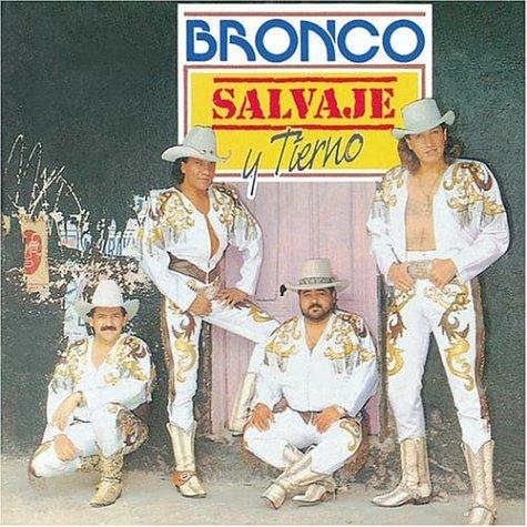 CD : Bronco - Salvaje y Tierno (Reissue)