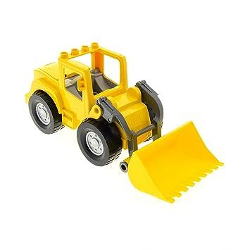 1 x Lego Duplo Fahrzeug Bagger Arm kurz neu-dunkel grau 4563557 88931c01