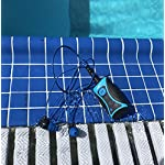100% Waterproof Stream MP3 Music Player with Bluetooth and Underwater Headphones for Swimming Laps, Watersports, Short Cord, 8GB – by H2O Audio