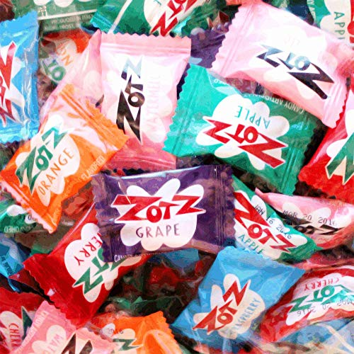 Assorted Zotz Bulk Candy - 2LB ()