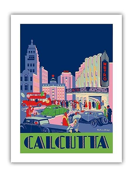 Pacifica Island Art Calcuta, India-Metro Cine-Cartel del ...