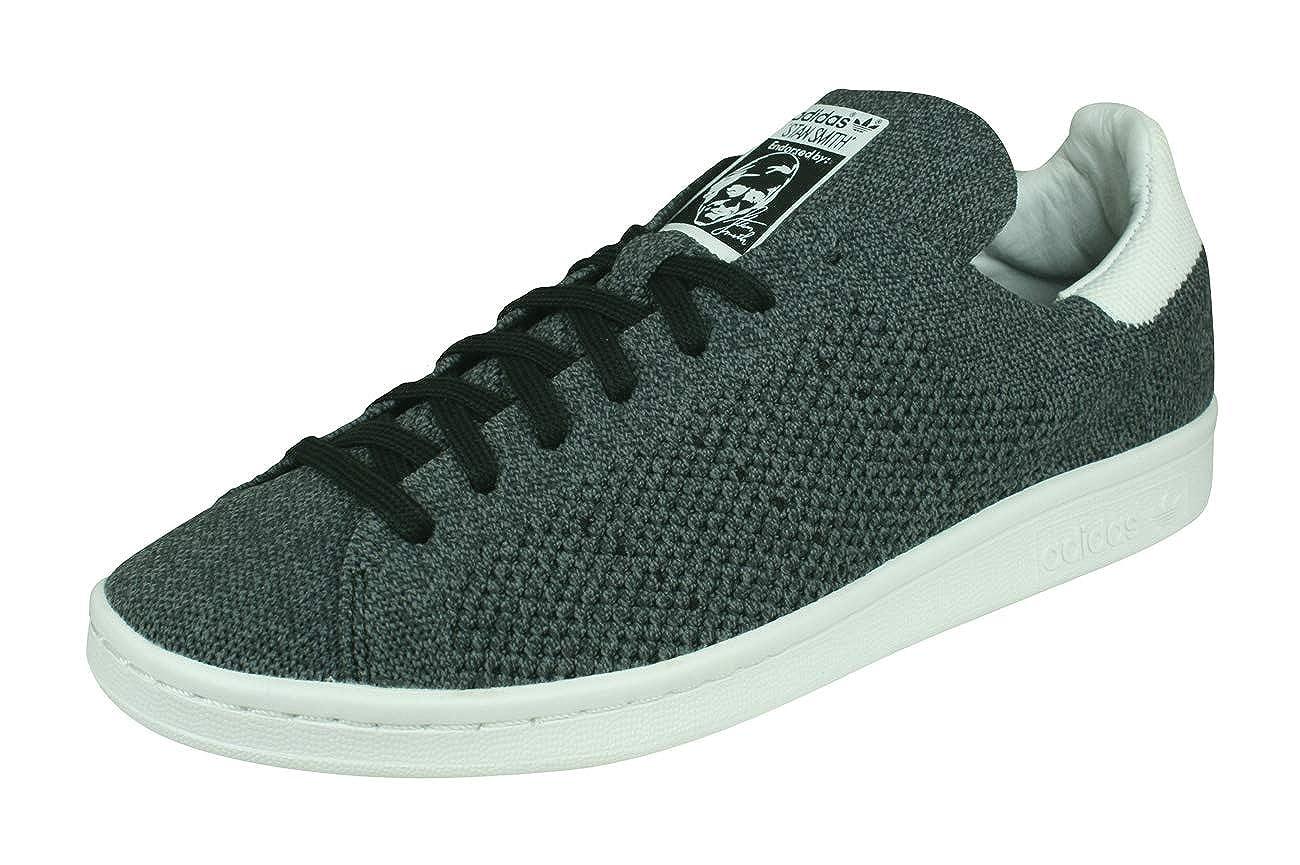 Noir (Negbas Negbas Ftwbla 000) adidas Stan Smith PK, Baskets Homme 36 2 3 EU