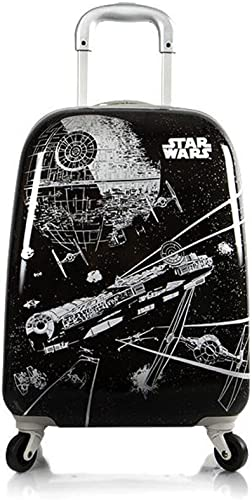 Star Wars Tween Spinner Kids Hard Side Carry-on Luggage – 21 Inch