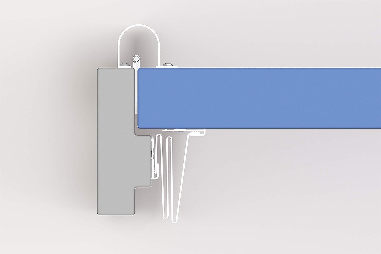 Juego de 5 protectores de bisagras para puerta de seguridad de niños (2032 mm), color blanco: Amazon.es: Bebé