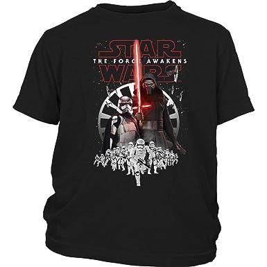 84dbee2e Merry Christmas, Star Wars T Shirt, The Force Awakens T Shirt, Great Star
