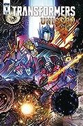 Transformers Unicron #1 Cvr A Milne