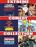 Extreme Comedy Collection (Team America - Uncensored and Unrated / Beavis and Butt-Head Do America - Special Collector's Edition / Jackass The Movie - Unrated Special Edition)