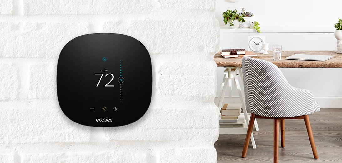 Ecobee3 Lite Thermostat, Wi-Fi, Works with Amazon Alexa by ecobee (Image #6)