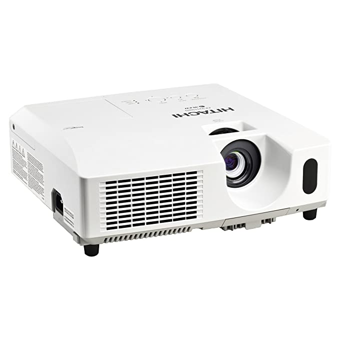 Lot of 2 Hitachi CP-X2515WN 3LCD HDMI 1080p Projector 2700 Lumens 1024x768