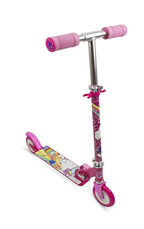 Barbie-OBBD112 Patinete, Color, única (DArpèje OBBD112)