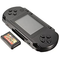 Handheld game console with big screen support Sega 16-bit game TV output children gift