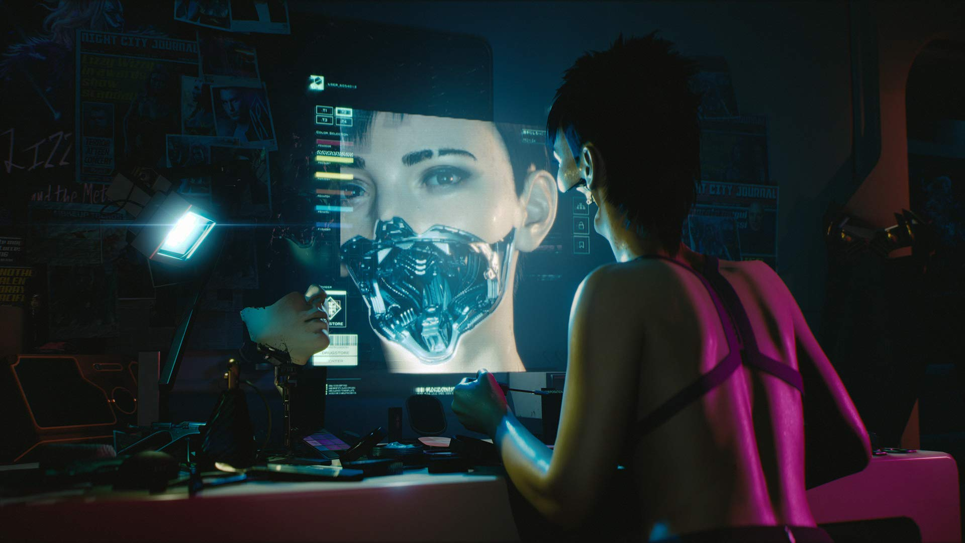 Cyberpunk 2077 - PlayStation 4 by WB Games (Image #4)