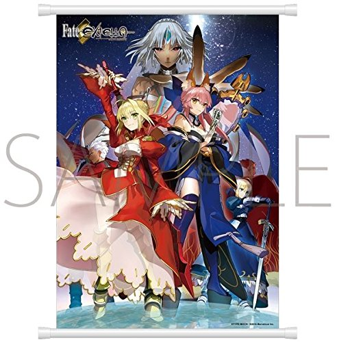 Fate EXTELLA B3 tapestry From Japan New ()