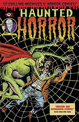 Read Online Haunted Horror #16 pdf