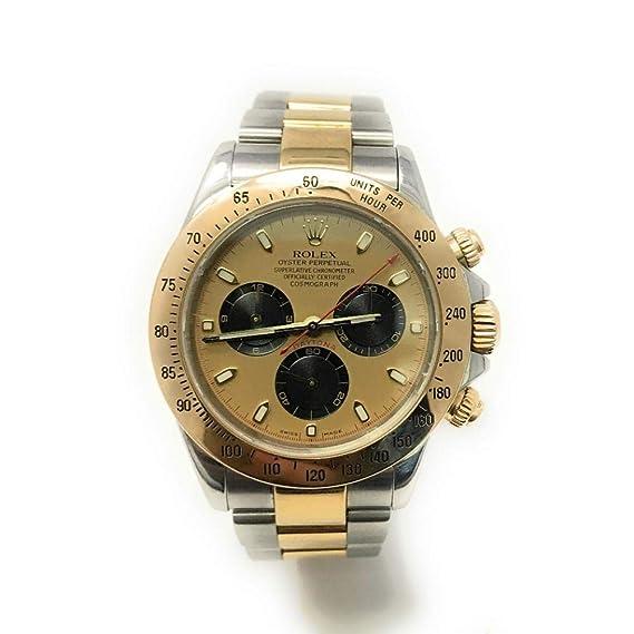 Rolex Daytona swiss-automatic Mens Reloj 116523 (Certificado) de segunda mano: Rolex: Amazon.es: Relojes