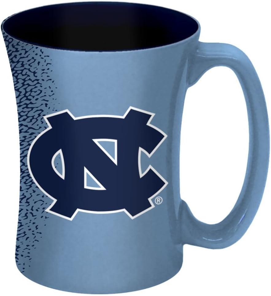 Boelter Brands NCAA North Carolina Tar Heels Mocha Mug 14-Ounce