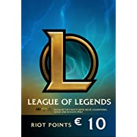 League of Legends €10 Prepaid Gift Card (1380 Riot Points)
