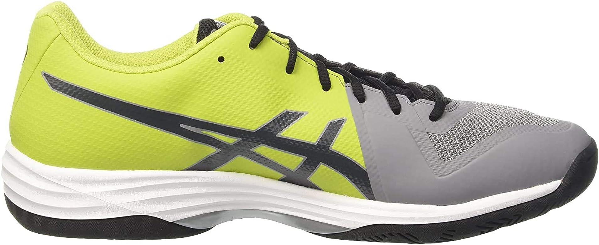 Asics Gel-Tactic, Zapatillas de Voleibol para Hombre, Plateado ...