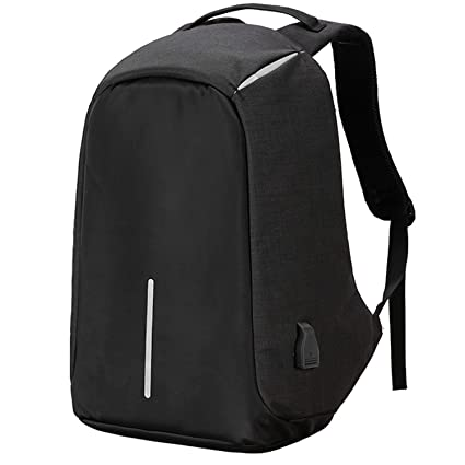 76ede7e10add YOUPECK Anti-Theft Laptop Backpack Bags with USB Charging Port for Business  Office Men Women Students Computer Bag Travel Pack Fits Under 15.6 Inch ...