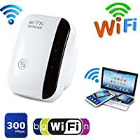 WiFi Blast Wireless Repeater Wi-Fi Range Extender 300Mbps WifiBlast Amplifier