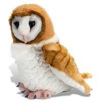 "Wild Republic CK Barn Owl 12"" Plush"