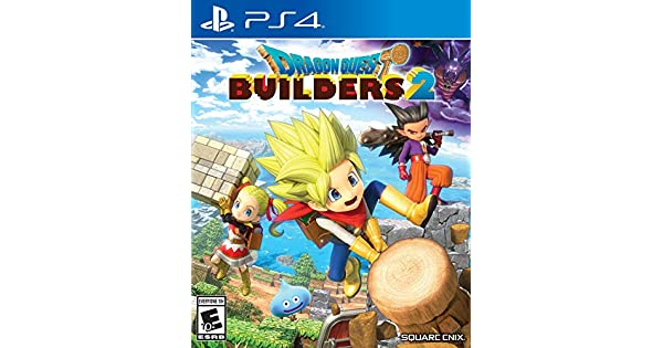 Image result for dragon quest builders 2 boxart
