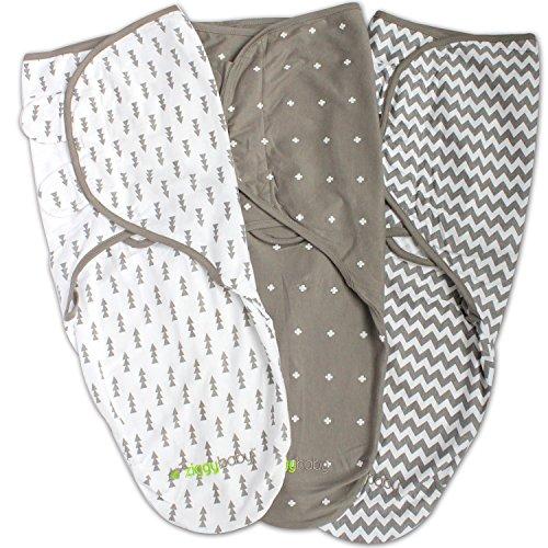 Amazon Com Ziggy Baby Muslin Baby Swaddle Blankets 48x48
