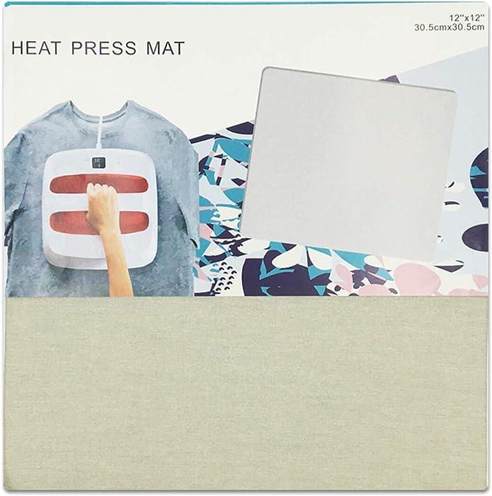 Top 9 Iron Insulation Tranfer Heating Mat