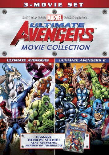 Ultimate Avengers Movie Collection (Ultimate Avengers / Ultimate Avengers 2 / Next Avengers: Heroes of Tomorrow)