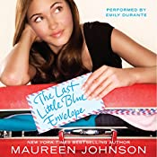 The Last Little Blue Envelope | Maureen Johnson