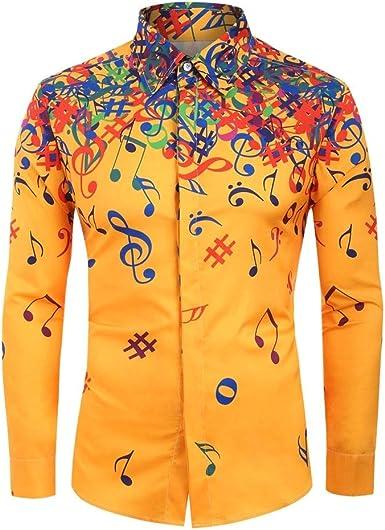 Luckycat Camisa De Vestir De Negocios para Hombres Color Sólido Clásico Manga Larga Slim Camisas Casuales Camisa De Vestir Resistente a Las Arrugas para Hombres Camisa Botón Camisa Blusa: Amazon.es: Ropa y