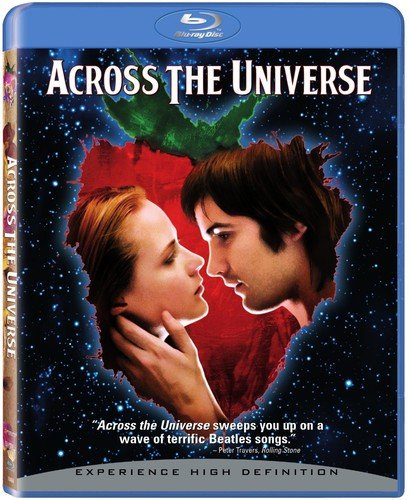 Across the Universe [Blu-ray] (Sous-titres français) Eddie Izzard James Urbaniak Martin Luther Evan Rachel Wood