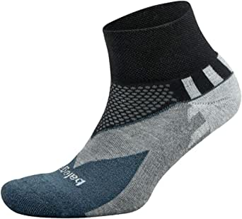 Balega Enduro V-Tech Quarter Socks For Men and Women (1 Pair)