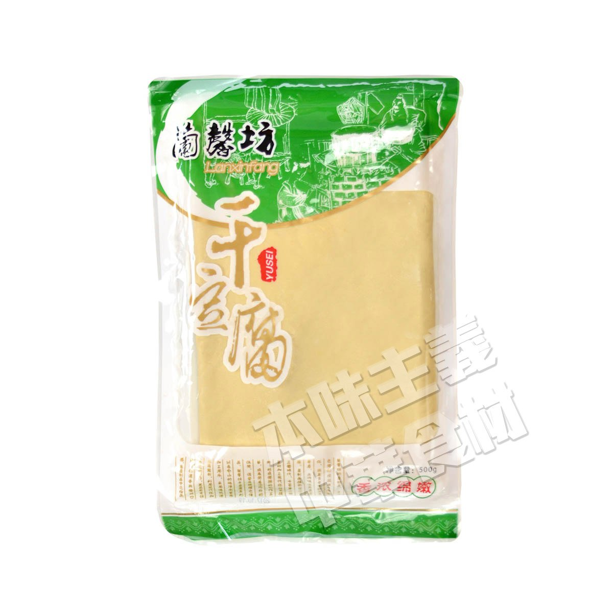 冷凍干豆腐