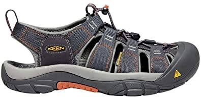 1b9b6e648 Image Unavailable. Image not available for. Color  Keen Men s Newport H2 India  Ink Rust Sandal ...
