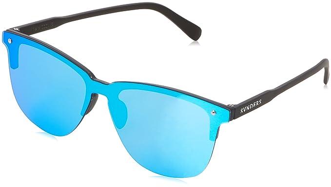 SUNPERS Sunglasses su40004.7Brille Sonnenbrille Unisex Erwachsene, Blau
