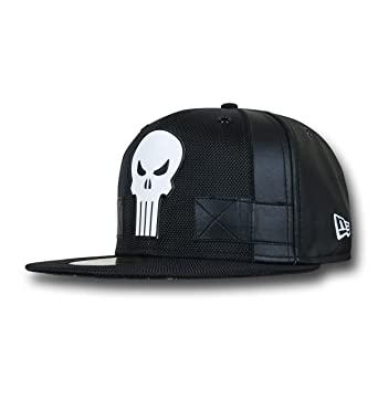 New Era Punisher Armor 5950 Hat at Amazon Men s Clothing store  d31fadc8175