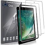 LK [2 Pack Screen Protector for iPad Mini/iPad Mini 2 / iPad Mini 3 Tempered Glass 9H Hardness HD Clear, Case Friendly