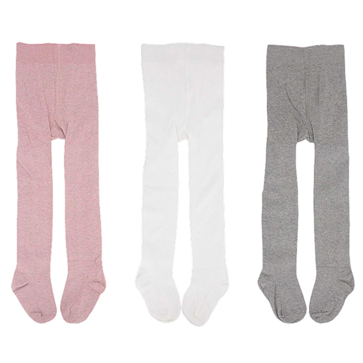 Baby Toddler Girls Cable Knit Tights