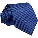 Men Fashion Style Dark Blue Designer Inspired Ties Necktie Pretty Birthday Gifts